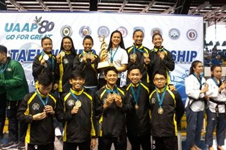 UST hopes to retain UAAP poomsae crown sans former stars
