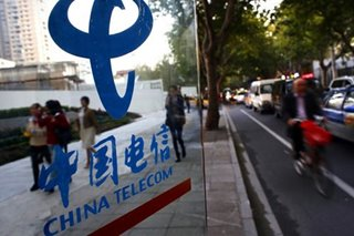 China Telecom, Dennis Uy firms partner for third telco bid