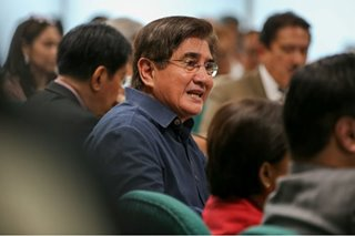 Not qualified to lead DICT? Honasan fate rests on CA, says Palace