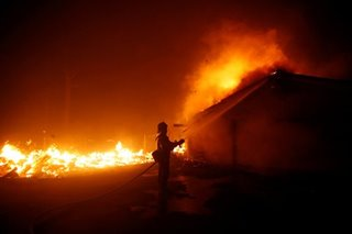 No Filipino affected so far by California wildfires: DFA