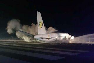 Boeing jet crash-lands at Guyana airport, 10 injured