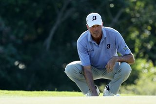 Kuchar surges to four-stroke lead in Mexico