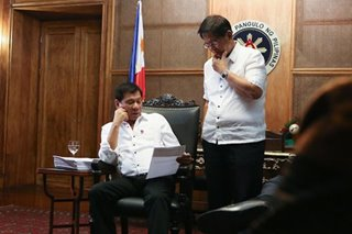 Duterte appoints Jesus Melchor Quitain as new special assistant