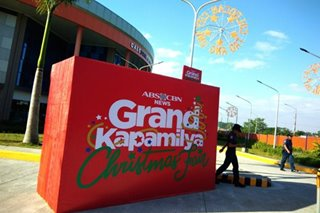 Medical service, job fair hatid sa 2018 Grand Kapamilya Christmas Fair