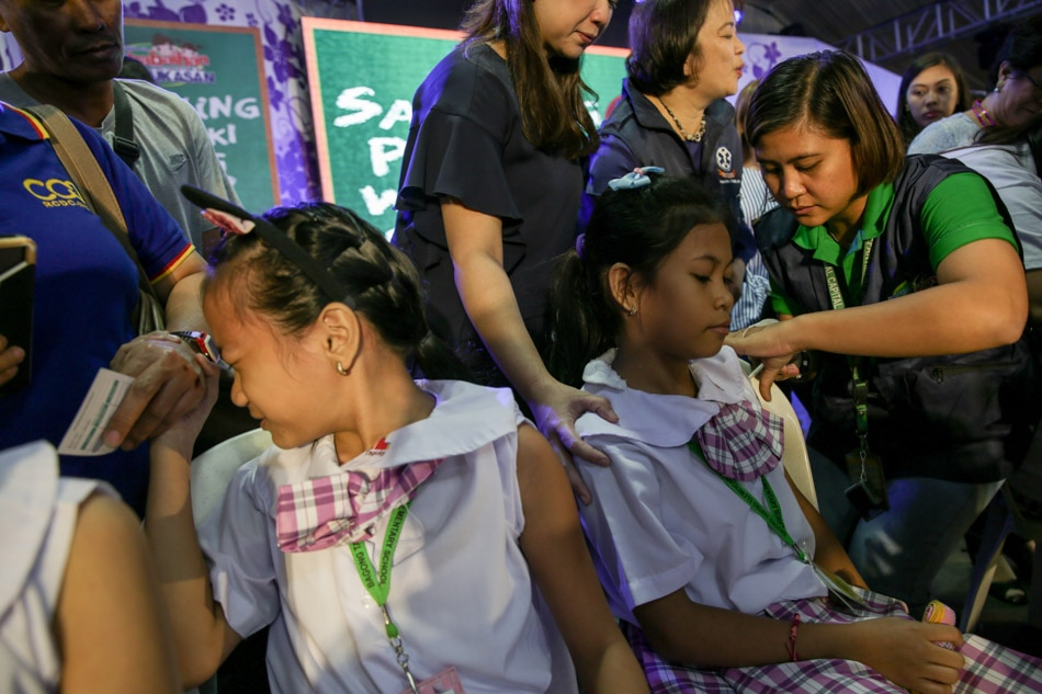 DOH launches school-based HPV immunization program