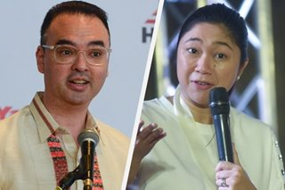 Garapal? Cayetano clan a 'good dynasty,' says lawyer