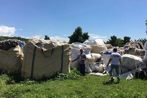 'PH not a trash bin': Gov't to insist return of garbage shipment to South Korea