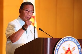 Ex-VP Binay wants to amend Constitution, 'give vice president a job'