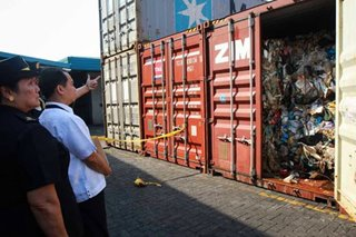 PH rejects Canada's move to take back trash by end June