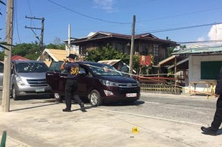 NBI files charges vs 2 cops in La Union vice mayor ambush