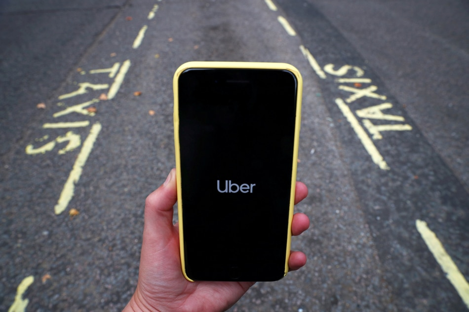 Uber loses $1bn in three months as growth slows