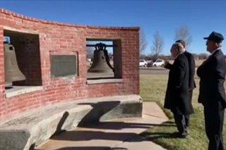 U.S. formally returns historic Balangiga Bells to PH