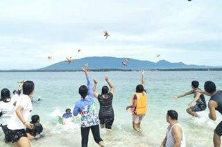 DepEd probes teachers hurling starfish in Palawan