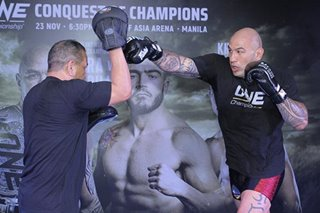 MMA: Despite 'BuyBust,' Brandon Vera says he's ready for next bout