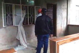 Lalaki sa Tagaytay, sinaksak ang ama, nanuntok ng 2 pulis