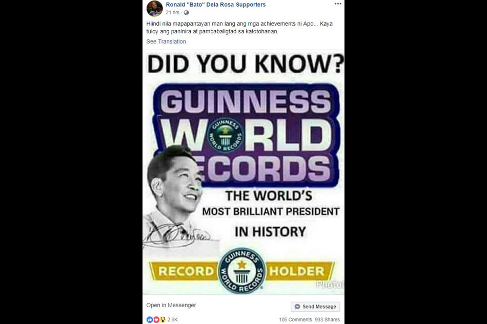 20181120-fact-check-1 - Ferdinand Marcos: The World's Most Brilliant President in History? Bwahaha! - History