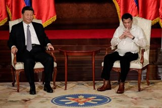 Oil, gas exploration deal signed during Xi visit 'essentially' PH version: envoy