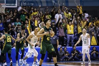 UAAP: This time, Arvin Tolentino did not let Tamaraws down