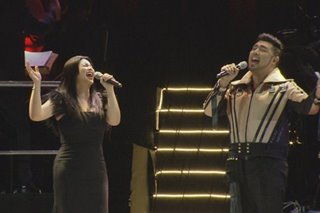 WATCH: Regine Velasquez, Jed Madela wow with 'Somewhere Over the Rainbow' duet