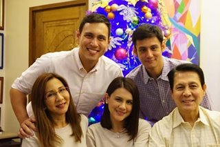 After son's death, Tirso says 'show must go on'
