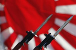 Japan's rising sun flag removed from Canada classroom