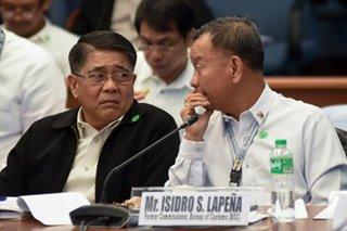 Contempt for those who skipped Senate 'shabu' hearing