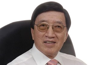 Tycoon George Ty of Metrobank, Toyota PH passes away