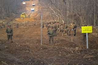 N. Korean soldier defects by river across DMZ: South