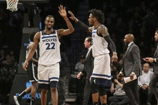 NBA: Timberwolves down Nets for first road win