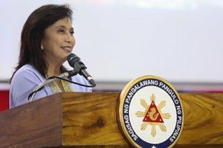 FACT CHECK: No, the US State Department has not announced travel sanctions on VP Robredo