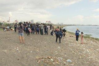 Ilang estudyante, nakiisa sa cleanup drive ng Pasig River