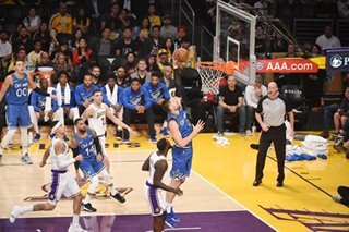 Magic topple Lakers again