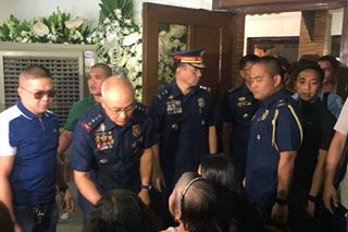 PNP chief orders thorough probe into Pasay cop's slay