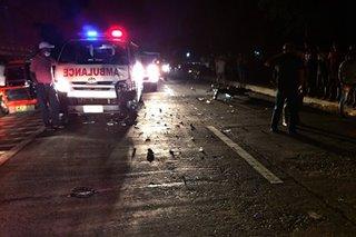 Motorcycle rider, patay nang salpukin ng ambulansiya sa Isabela