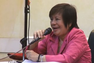 Duterte appoints CA justice Rosmari Carandang to Supreme Court
