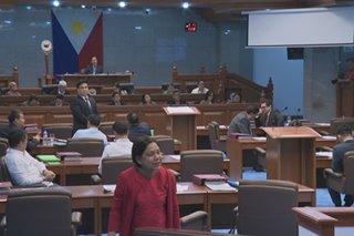 2019 budget, target na maipasa ng Senado sa Disyembre