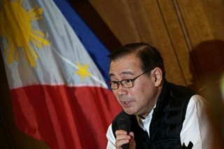 'PH cannot ban marine surveys': Locsin backtracks on ships ban