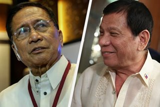 Duterte might militarize peace panel after Dureza exit: Sison