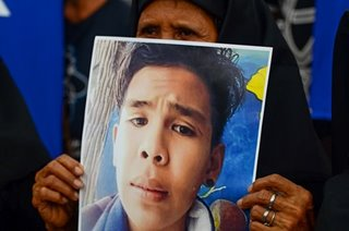 Rights group wary of possible pardon for cops in Kian slay