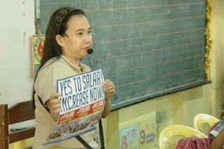Public school teachers, nanawagan ng dagdag-sahod