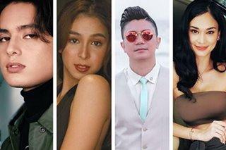 James Reid, Julia Barretto, Vhong Navarro, Pia Wurtzbach to get stars at Walk of Fame
