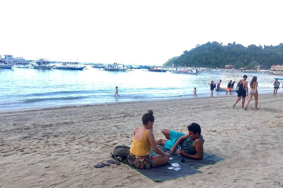 Gov't bans swimming in parts of Bohol's Alona, El Nido's Buena Suerte beaches 1