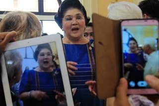 Imelda Marcos allowed to post bail, seek 'post-conviction remedies'