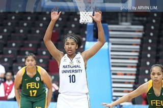 NU routs FEU, one win away from women's crown