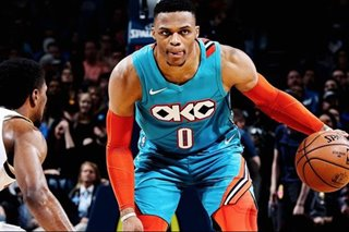 NBA: Westbrook, Thunder too much for Hawks to handle