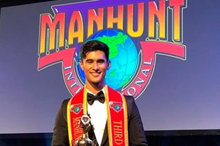 PH bet finishes 3rd runner-up in Manhunt International 2018