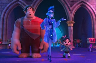 Box office: 'Ralph Breaks the Internet' stays at No. 1 with $26M