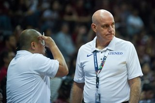 UAAP: Ateneo coaches not satisfied with Blue Eagles' defense in Game 1