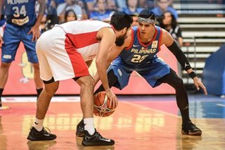 FIBA World Cup: Brief Gilas stint makes Arwind wish he could've done more