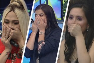 Awkward! Vice Ganda's embarrassing moment makes entire 'Showtime' cringe